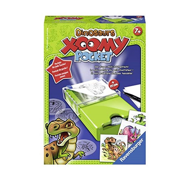 Ravensburger Dinosaurs Xoomy Pocket Drawing set