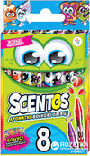 Scentos Scented Crayons 8 Pack
