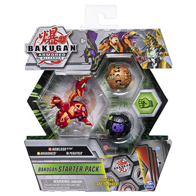 Bakugan Ball Packs Starter Pack