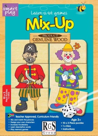SMART PLAY-MIX-UP GAME