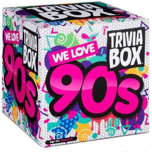 Trivia Box 90's Music Box Game