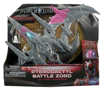 Power Rangers Movie Battle Zord Action Figures