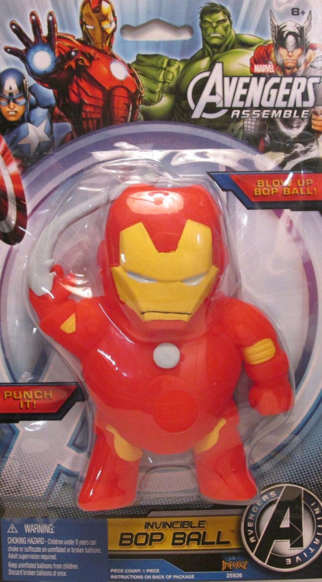 Marvel Avengers Bop Ball