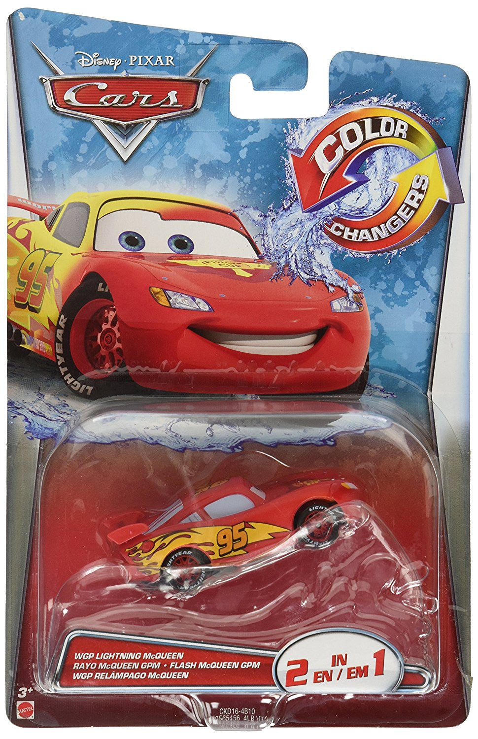 Disney Pixar Cars Color Changer vehicles - Thekidzone
