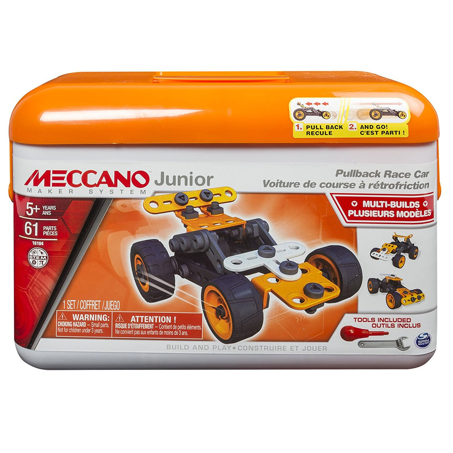 Meccano Junior Toolbox Set