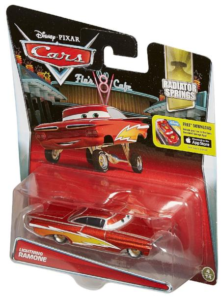 Disney Pixar Cars 2-Die-Cast Character Vehicles 1:55 scale