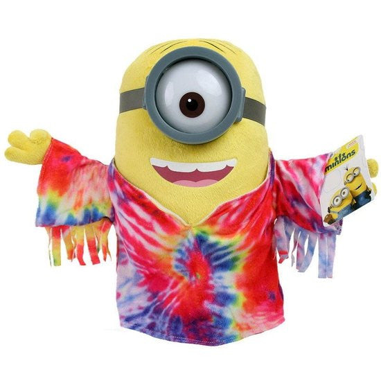 Minions Plush On Holiday