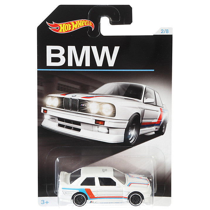 Hot Wheels BMW Anniversary Die Cast Car