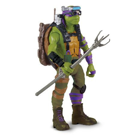 TMNT Out Of The Shadows Battle Sounds Figures