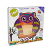 Oops! 9pc Wooden Puzzle- Owl