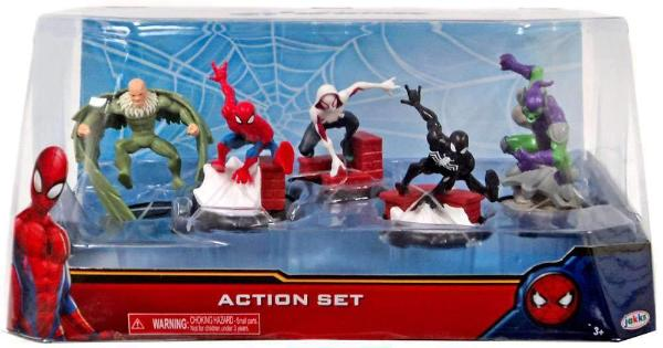 Marvel Spider-Man Action Set