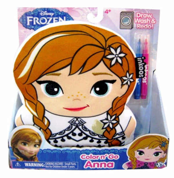 Disney Frozen Color N Go