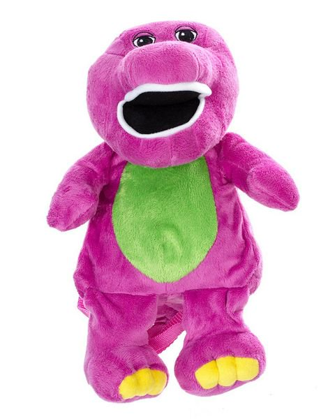 Barney Backpack