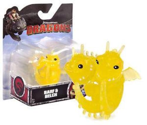 Dreamworks Dragons Mini Figs - Barf And Belch