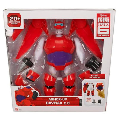 Disney Big Hero 6 The Series Armour-Up Baymax 2.0