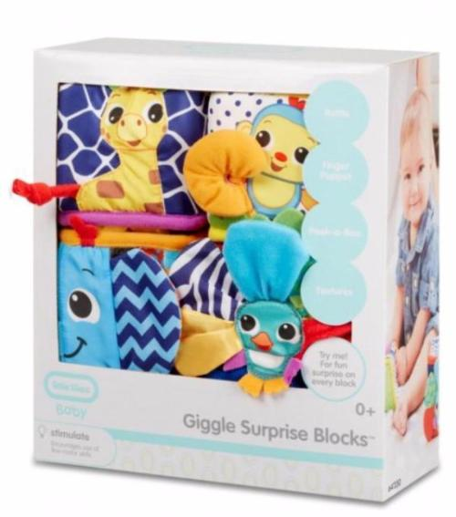 LITTLE TIKES- Giggle Surprise Blocks