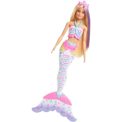 Barbie™ Dreamtopia Color Magic Mermaid Doll (Crayola)