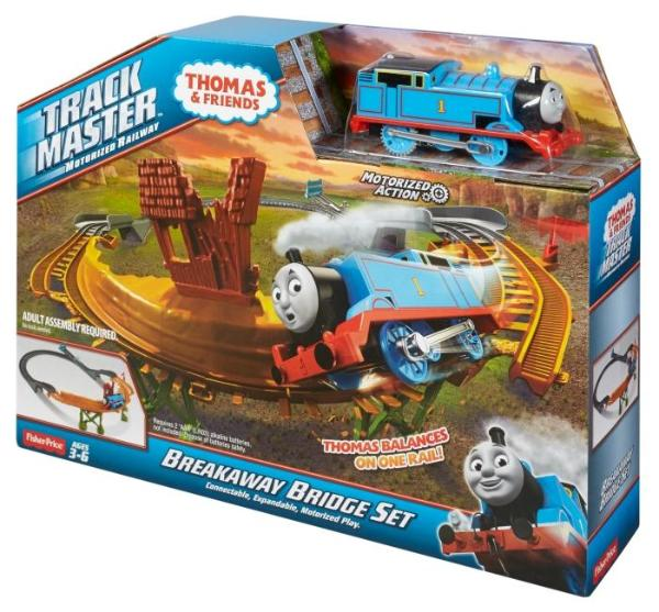 Thomas & Friends Track Master Breakaway Bridge Set