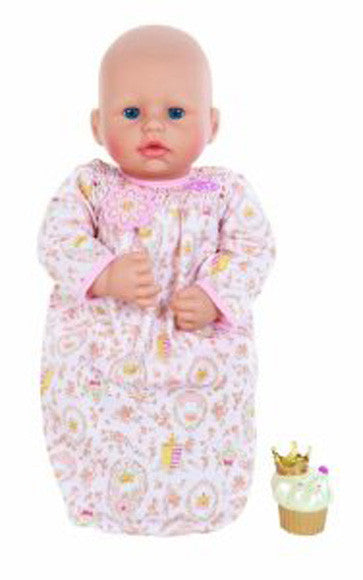 Toys R Us Baby Annabell Bedroom Set: Baby Annabell Deluxe Princess Good Night Set