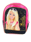 Barbie Backpack WIth Satin and Gold Trim