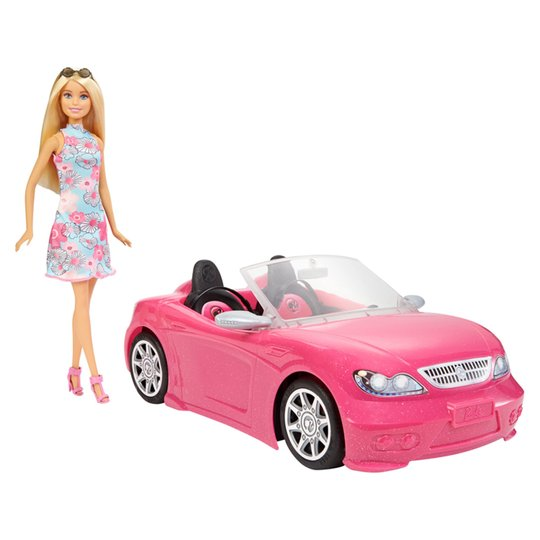 Barbie™ Doll & Vehicle