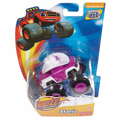 Fisher-Price Nickelodeon Blaze and the Monster Machines Die Cast