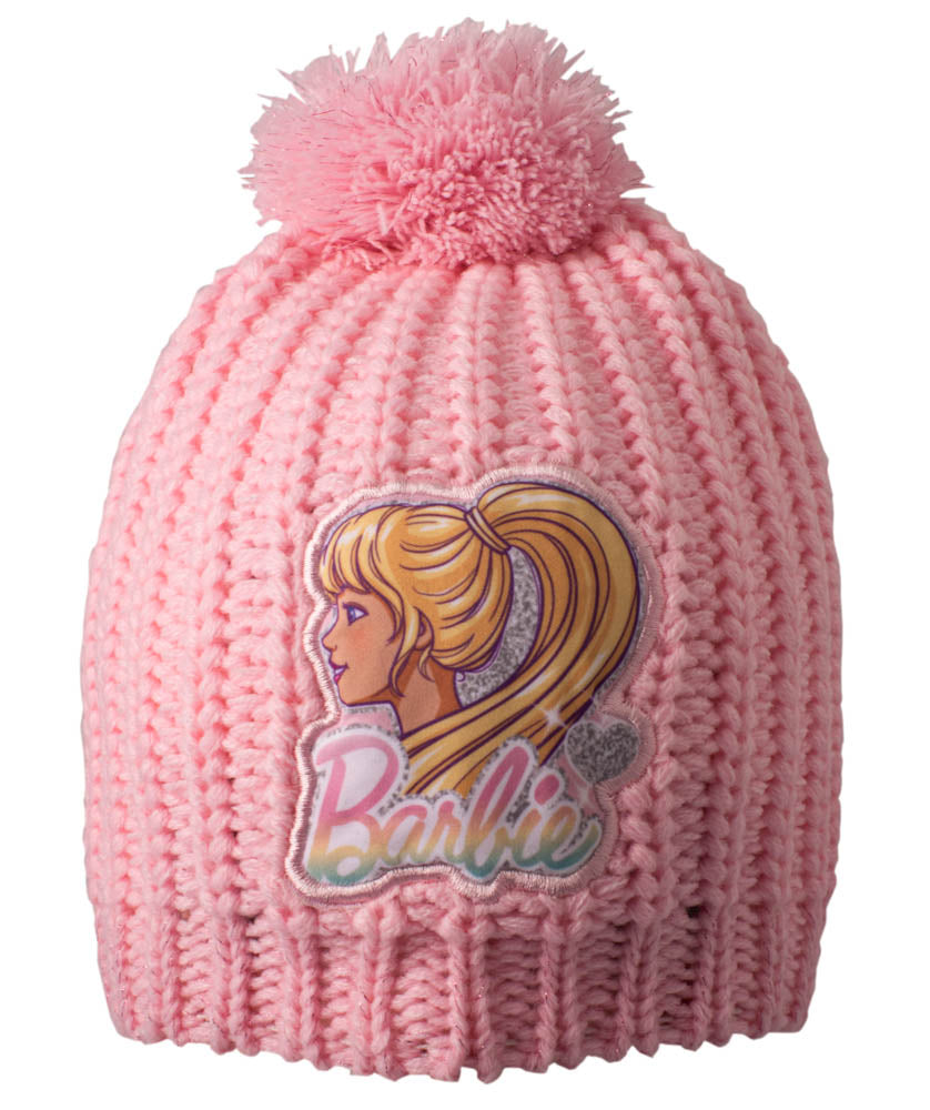 Barbie Cable Knit Beanie