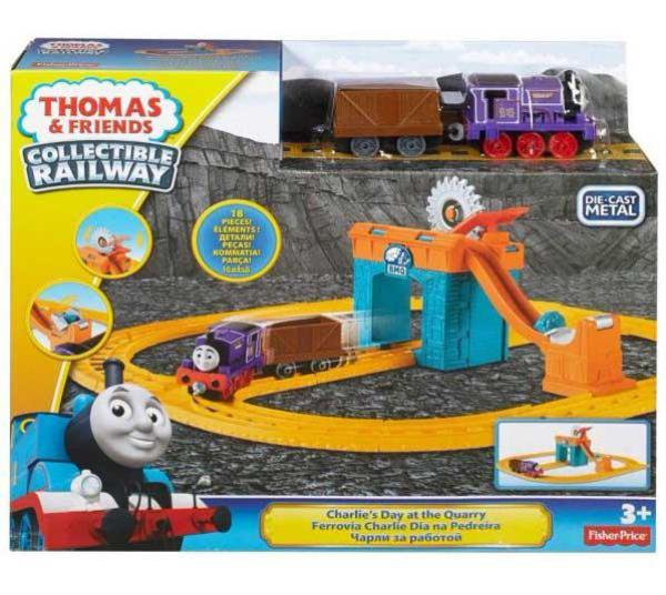 Thomas & Friends -Charlie's Day At The Quarry