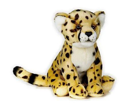 National Geographic Big Cats Initiative Plush