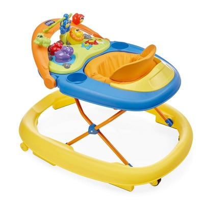 Chicco Walky Talkie Baby Walker - Sunny Yellow
