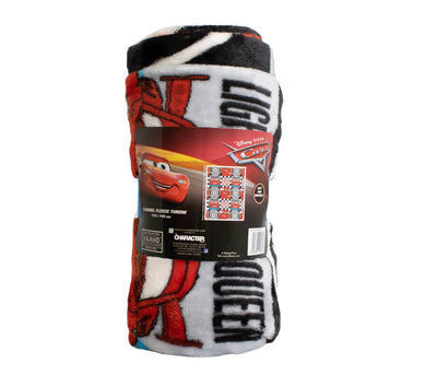 Disney Cars Flannel Fleece Blankets