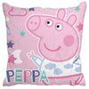Peppa Pig Filled Scatter Cushion