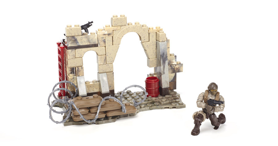 Mega Bloks Call Of Duty - Desert Outpost