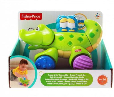FISHER PRICE-Press & Go