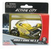 Action City Assorted Motorcycles