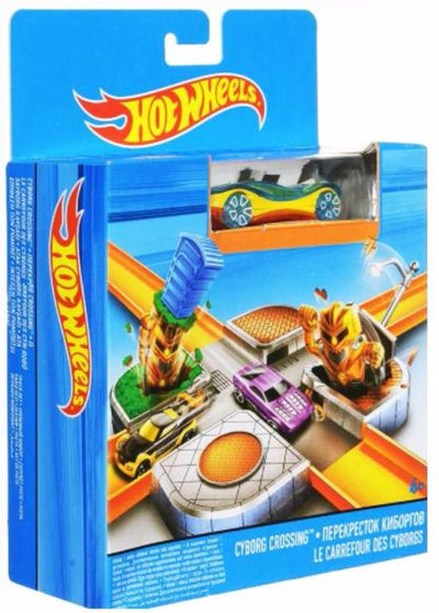 Hot Wheels HW City Track Set