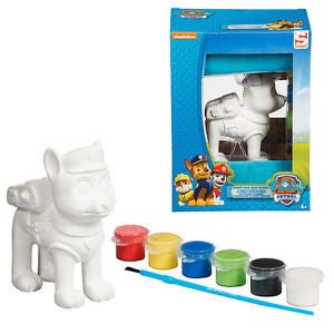 Paw Patrol Paint Your Own Chase