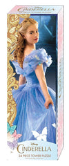 Cinderella Movie 24 Piece Tower Puzzle