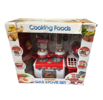 Kitchen Series Gas Stove Set