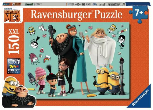Ravensburger XXL 150 Puzzle- Despicable Me 3