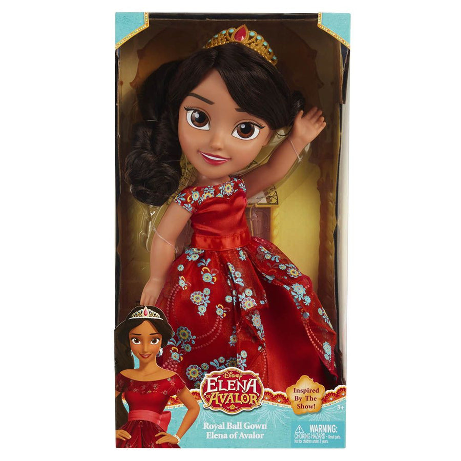 Disney Elena Of Avalor Royal Ball Gown Doll
