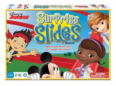 Disney Junior Surprise Slides Games