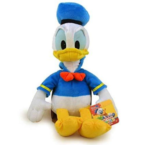 Disney Mickey & Minnie Plush- Donald Plush With Sound