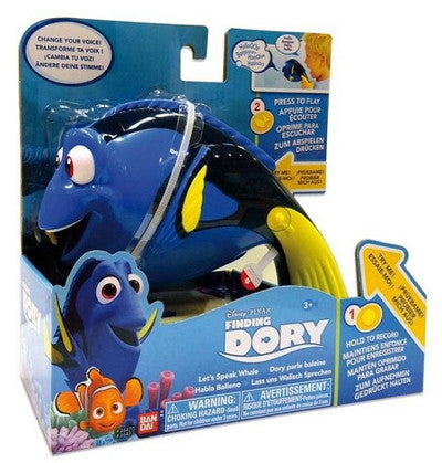 "Finding Dory ""Lets Speak Whale"" Playset"