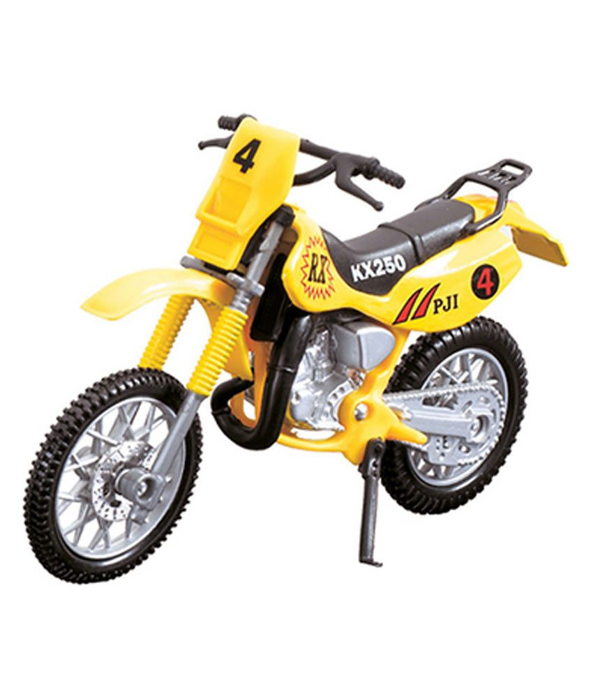 Dickie Toys Die Cast Cross Bike