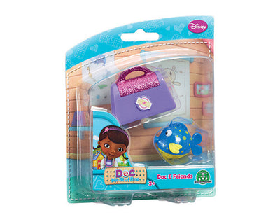 Doc Mcstuffins Assorted Mini Figurines