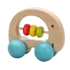 Classic World Wooden Push Along Elephant Rattle