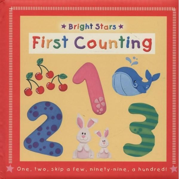 Bright Stars First Counting Books