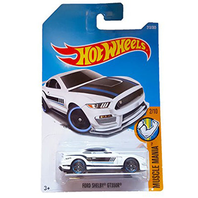 Hot Wheels Muscle Mania Die Cast Car