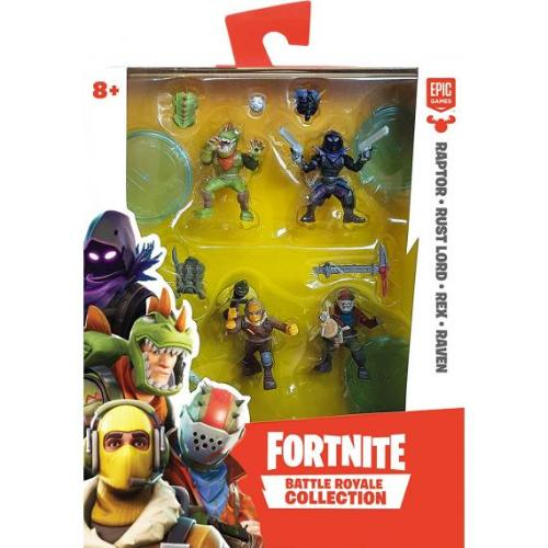 Fortnite Battle Royale Collection-Figure Squad Pack